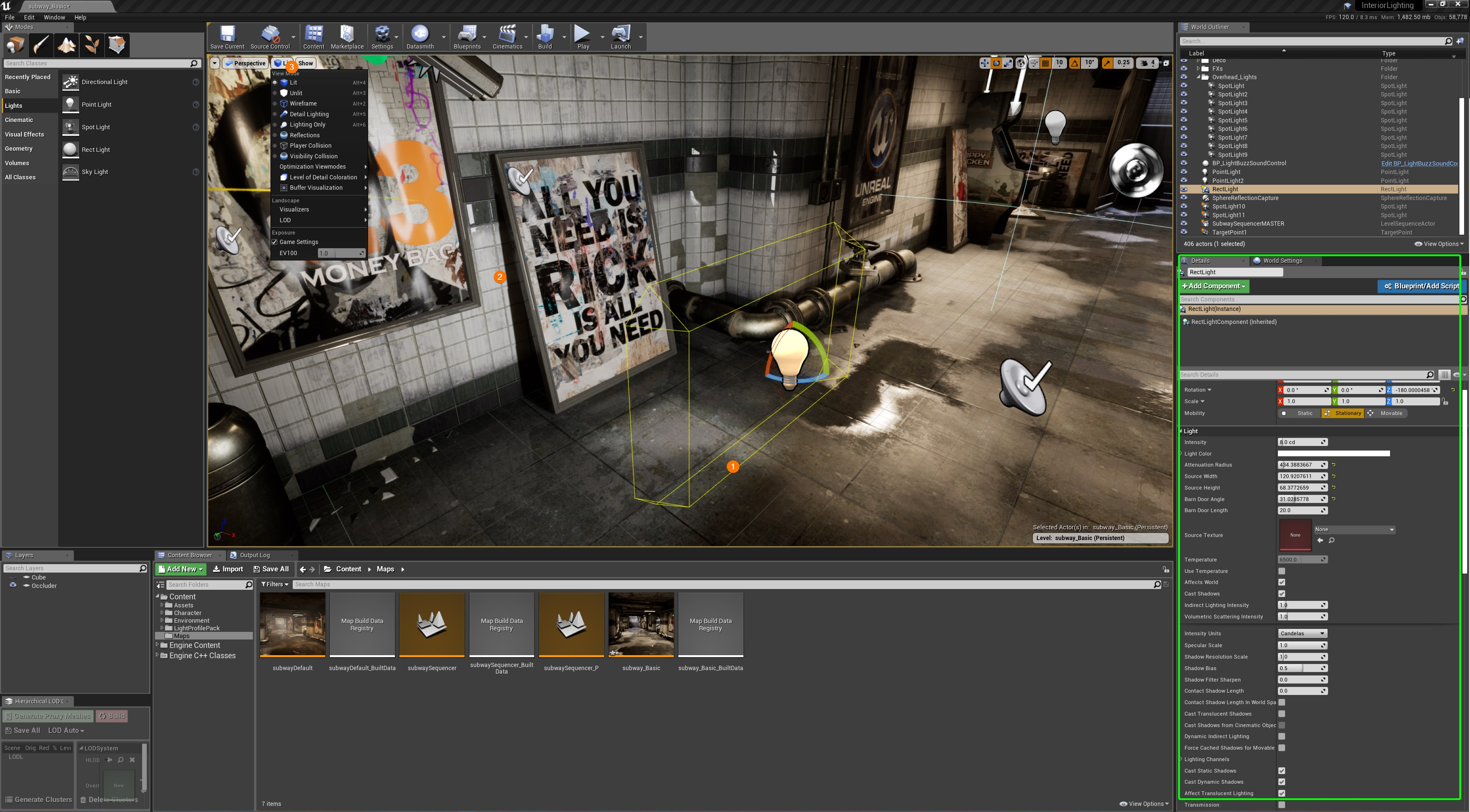 RTX Enabled but No Raytracing - UE4 AnswerHub